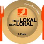 """MEIN LOKAL, DEIN LOKAL"" - Logo"